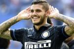 Pemain Inter Milan Mauro Icardi tidak akan dijual ke klub lain. Ist/dok