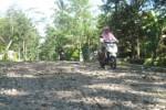 Jalan lingkar di Klaten rusak para. (Taufiq Sidik Prakoso/JIBI/Solopos)