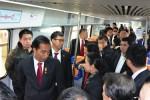 PROYEK KERETA CEPAT : Walhi: Kereta Jakarta-Bandung Cuma Buat Liburan Elite ke Bandung