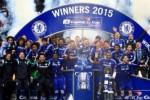 Kemenangan Chelsea dalam Final Capital One Cup, Minggu (1/3/2015). (Twitter.com)