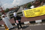 Kritisi pemakaian bahan beracun pada Pakaian (JIBI/Harian Jogja/Gigih M. Hanafi)