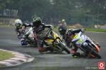 Salah satu balapan Kejurnas Motoprix Pertamax Plus KYT yang digelar beberapa waktu lalu. Ist/m.otomotifzone.com