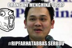 Meme #RIPFarhatAbbas. (Twitter)