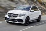 Mercedes GLE Coupe. (Topgear.com)