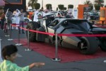 Mobil superhero Batman, Batmobile Tumbler, di Al Hilal Car Festival (Thenational.ae)