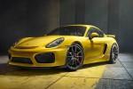New Porsche Cayman GT4 (autoblog)