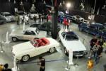 Pameran Mobil Antik Mercedez di Padalarang, akhir pekan lalu. (Dedi Gunawan/JIBI/Bisnis)