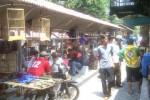 Aktivitas jual beli terlihat di los khusus pedagang burung di kompleks Pasar Gawok, Gatak, Sukoharjo, Kamis (26/3/2015). (Moh. Khodiq Duhri/JIBI/Solopos)