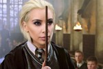 Penampakan gaya rambut baru Kim Kardashian (Mirror.co.uk)
