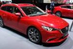 Penampilan Mazda6 dalam pameran GMS 2015 (Carscoops.com)