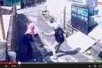 Rekaman CCTV saat Begal Dibegal (Istimewa/Youtube)