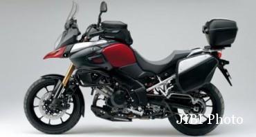 Suzuki V-Strom 1000 (Autoevolution.com)