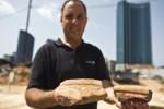 Temuan potongan wadah bir dari Mesir Kuno di Israel (JIBI/Solopos/Reuters)