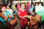 Peluncuran Buku Ibunda Jokowi di Pura Mangkunegaran, Solo, Kamis (19/3/2015). (Ivanovich Aldino/JIBI/Solopos)