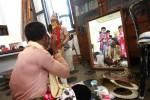 Wayang Topeng 30 tahun tak pentas (JIBI/Harian Jogja/Desi Suryanto)