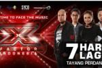 X Factor Indonesia Musim Kedua (Twitter.com)