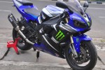 Yamaha R1 hasil modifikasi JDM Project. (Metrotvnews.com)
