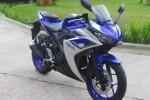 Yamaha R25 ABS (Liputan6.com)