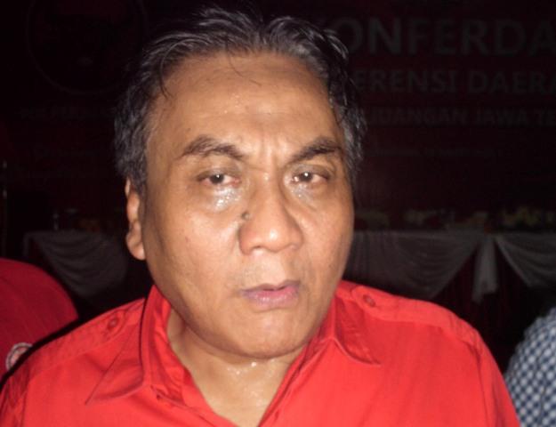 Fungsionaris PDIP Jateng Bambang Wuryanto. (Insetyonoto/JIBI/Solopos)