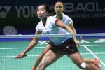 Kalah di final, Rosyita langsung cedera (Badmintonindonesia.org)