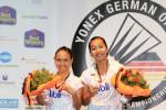 Della/Rosyita meraih gelar juara kedua (Badmintonindonesia.org)