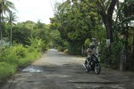 Jalan di Jaranmati, Karangmojo, Gunungkidul rusak (JIBI/Harian Jogja/Kusnul Isti Qomah)