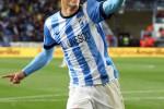 Ini pemain Malaga Juanmi yang akan menggantikan posisi Diego Costa di Timnas Spanyol. Ist/dok