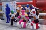 KISAH UNIK : Keren, Wisuda Universitas di Jepang Bak Pesta Cosplay