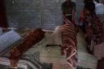 Jenazah kedua korban tenggelam Dimas Panuntun, 21, dan Doni Suharto, 19, disemayamkan di rumah duka di Desa Pijiharjo, Kecamatan Manyaran, Wonogiri, Jumat (13/3/2015). (Istimewa)