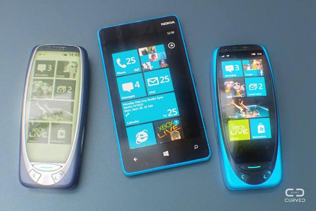 smartphone terbaru nokia 3310 dipermak jadi smartphone  tekno