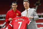 Angel Di Maria (Kiri) (Reuters/Darren Staples)