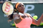 Serena Williams melaju ke perempatfinal Miami Open 2015. JIBI/Reuters