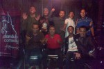 Sebagian anggota Binangun Stand Up Comedy (JIBI/Harian Jogja/Switzy Sabandar)