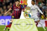 Kuis tebak skor el classico Barcelona vs Real madrid