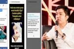 Iklan malware Olga Syahputra di Facebook (Istimewa)