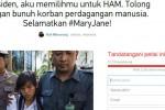 HUKUMAN MATI : Lagi, Muncul Petisi Tolak Eksekusi Mati Mary Jane