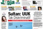 Harian Jogja edisi Rabu (1/4/2015)
