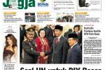 Harian Jogja edisi Sabtu (18/4/2015)