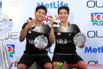 Angga Pratama & Ricky Karanda Suwardi saat merebut gelar perdana setelah memenangi Singapore Open Superseries 2015. Sayang mereka kalah di China Masters. JIBI/badmintonindonesia.org