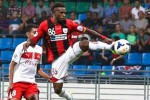 Persipura vs Warriors (Ligaindonesia.co.id)