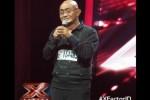 Ayah Asri Welas, Pak Nano di audisi X Factor Indonesia (Twitter.com)