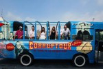 Bus antikorupsi Corruptour Monterrey di Meksiko. (Autoevolution.com)