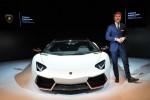 CEO Lamborghini Stephen Winkelmann. (Caranddriver.com)