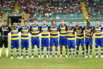 Inilah skuat Parma yang klubnya dinyatakan telah bangkrut. Ist/zimbio.com