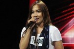 Ditta Kristy di audisi X Factor Indonesia (Facebook.com)