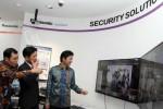 Peresmian Panasonic Business Solution Showroom di Jakarta, Kamis (2/4/2015). (Dwi Prasetya/JIBI/Bisnis)