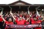 Sejumlah anggota dan pengurus suporter Persis Solo Pasoepati saat menggelar aksi di depan Gedung DPRD Solo beberapa waktu lalu. JIBI/Solopos/dok