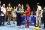 Penganugerahan Piala Presiden di Palembang, Sabtu (25/4/2015) malam. (JIBI/Solopos/Antara/Feny Selly)