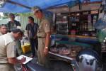 FOTO PKL SOLO : Lapak PKL Kota Solo Dihitung