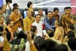 Silaturahim Pers Nasional di Jakarta, Senin (27/4/2015). (JIBI/Solopos/Antara/Yudhi Mahatma)